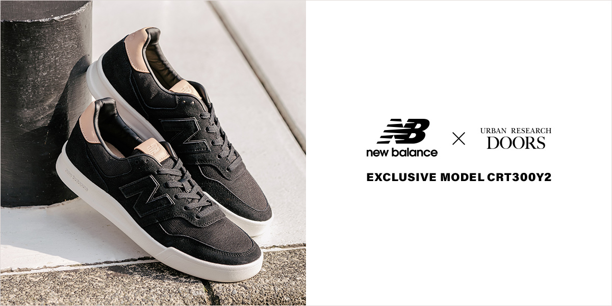 new balance × DOORS EXCLUSIVE MODEL CRT300Y2