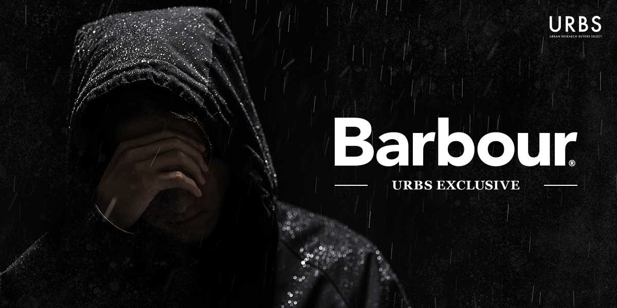 Barbour x URBS EXCLUSIVE