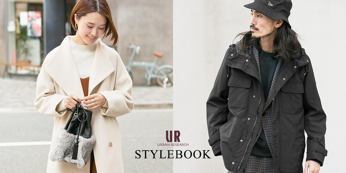 URBAN RESEARCH STYLEBOOK #98