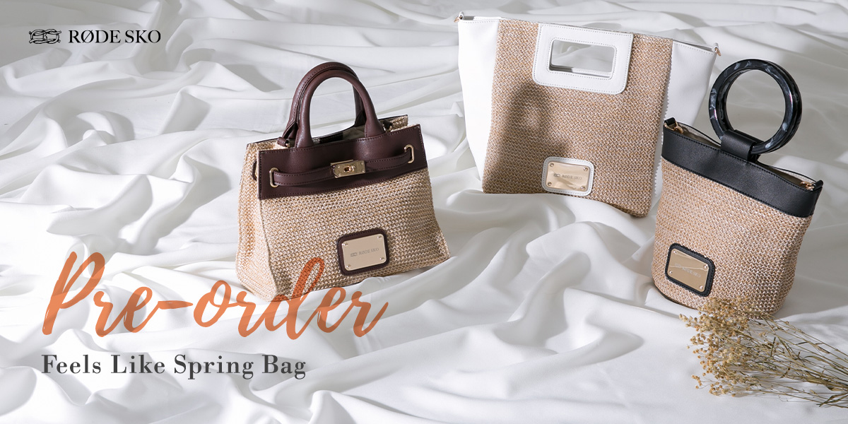 Feels Like Spring Bag PRE-ORDER