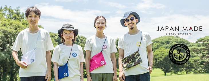 FISHERMAN JAPAN × JAPAN MADE PROJECT