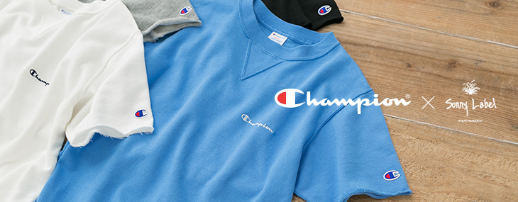 Champion × Sonny Label