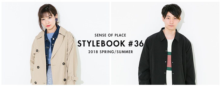 SENSE OF PLACE STYLEBOOK #36