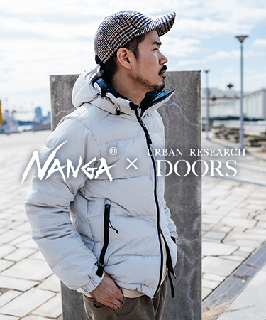 NANGA × DOORS 2018 WINTER DOORS EXCLUSIVE COLLECTION