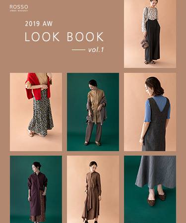 2019 AW LOOK BOOK vol.1