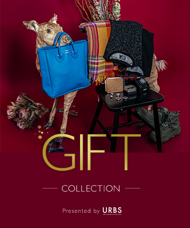 GIFT COLLECTION 「URBSが本気でお勧めするGIFT COLLECTION」