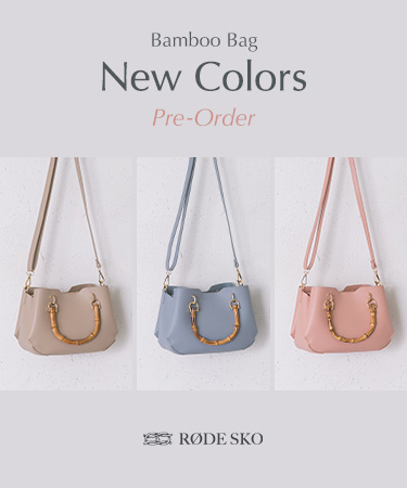 Bamboo Bag New Colors Pre-Order