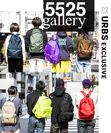 5525gallery × URBS EXCLUSIVE