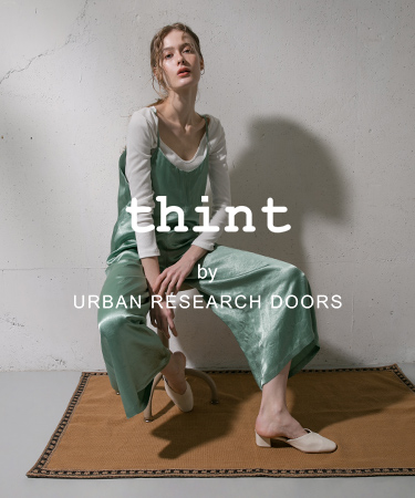 thint by URBAN RESEARCH DOORS vol.2