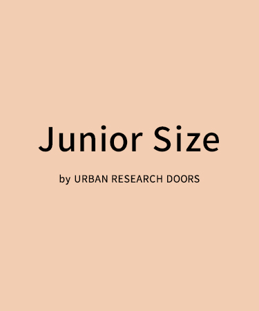 Junior Size by URBAN RESEARCH DOORS