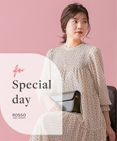 For special day|ROSSO