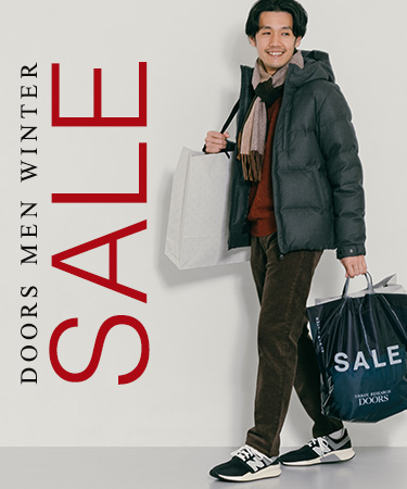 DOORS MEN WINTER SALE