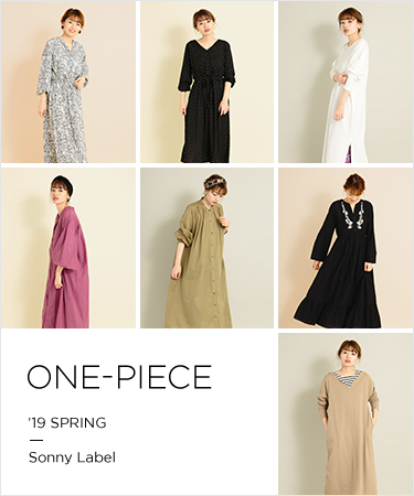 ONE-PIECE '19 SPRING