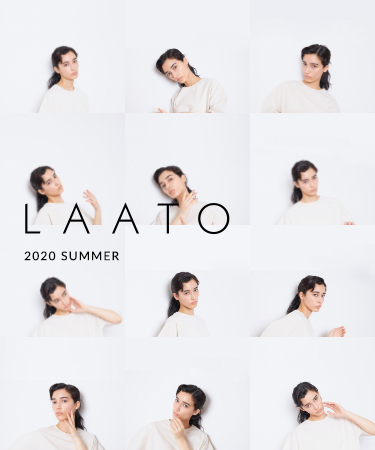 LAATO 2020 SUMMER LOOK