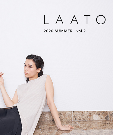 LAATO 2020 SUMMER LOOK vol.2