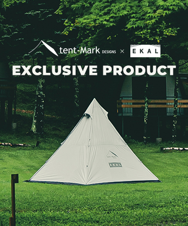 tent-Mark DESIGNS × EKAL EXCLUSIVE PRODUCTS