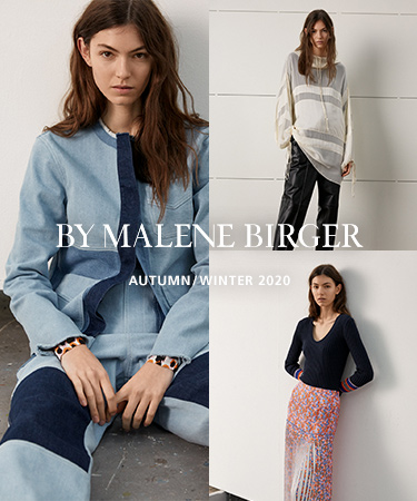 BY MALENE BIRGER AUTUMN/WINTER 2020