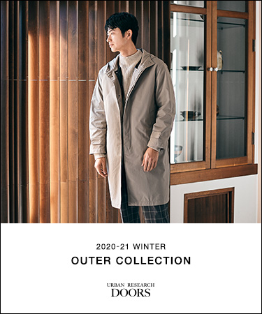 2020-21 WINTER OUTER COLLECTION
