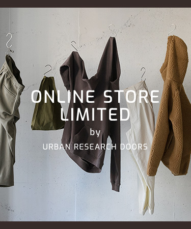 ONLINE STORE LIMITED  by URBAN RESEARCH DOORS