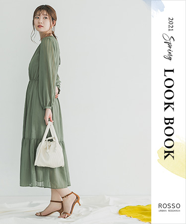 2021 Spring LOOK BOOK|ROSSO