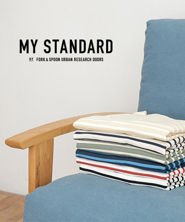 MY STANDARD BY FORK&SPOON|DOORS