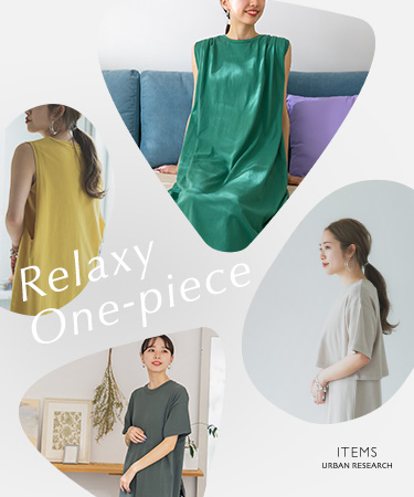 Relaxy One-piece|ITEMS