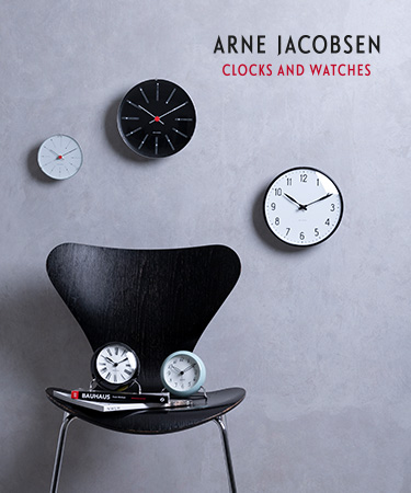 ARNE JACOBSEN CLOCKS & WATCHES|UR FURNITURE