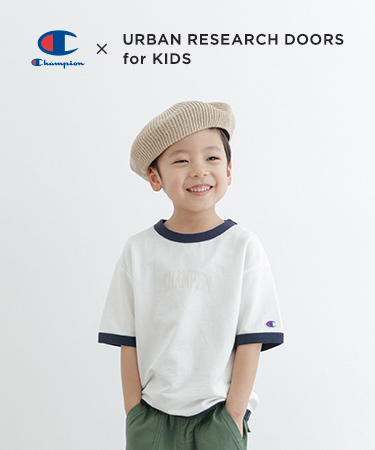 Champion × URBAN RESEARCH DOORS for KIDS