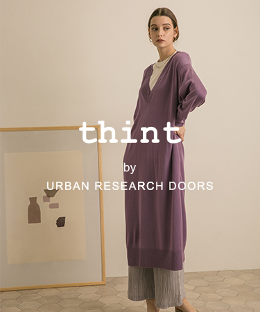 thint by URBAN RESEARCH DOORS vol.1
