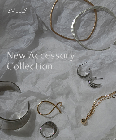 SMELLY New Accessory Collection