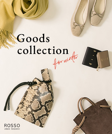 Goods collection for winter