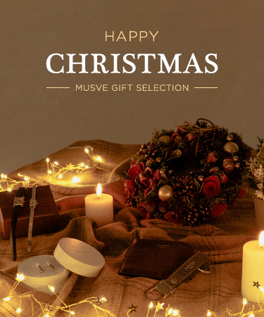 HAPPY CHRISTMAS - MUSVE GIFT SELECTION -