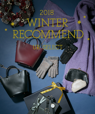 WINTER RECOMMEND
