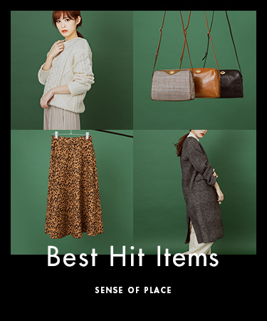 BEST HIT ITEMS