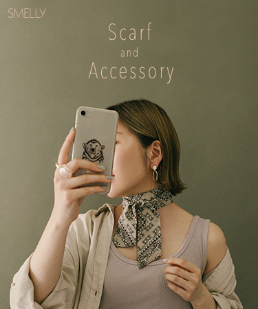 SMELLY Scarf and Accessory
