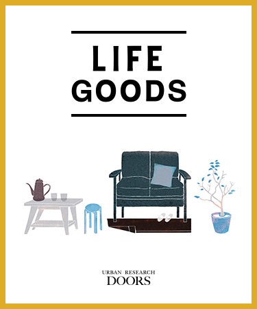 LIFE GOODS URBAN RESEARCH DOORS