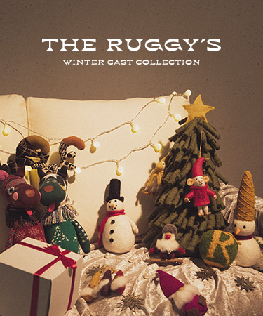 THE RUGGY'S WINTER CAST COLLECTION