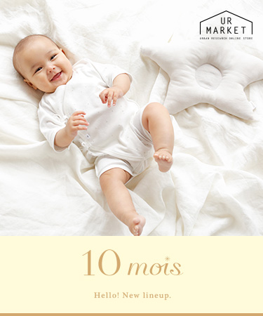 10mois|POP UP SHOP