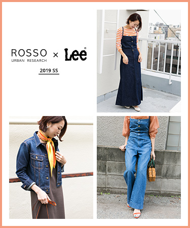 ROSSO×Lee 2019 SS