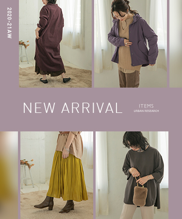 2020-21AW NEW ARRIVAL