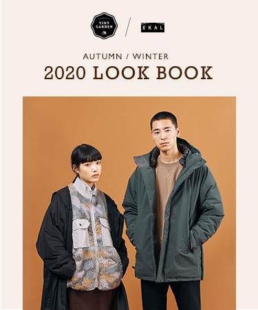 Autumn / Winter 2020 LOOKBOOK