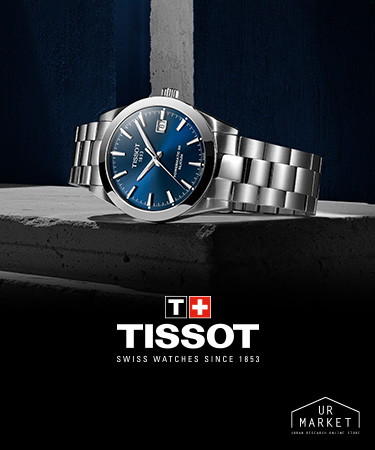 TISSOT NEW IN|POP UP SHOP
