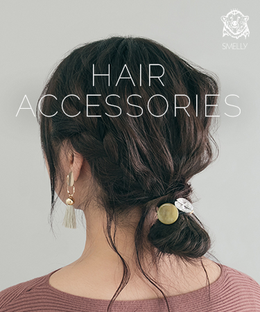 SMELLY HAIR ACCESSORIES