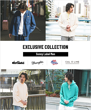 EXCLUSIVE COLLECTION Sonny Label Men