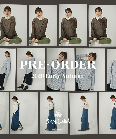 2020 Early Autumn PRE-ORDER