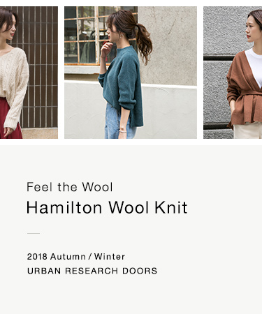 Feel the Wool / Hamilton Wool Knit