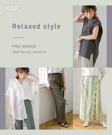 KBF Relaxed style PRE-ORDER