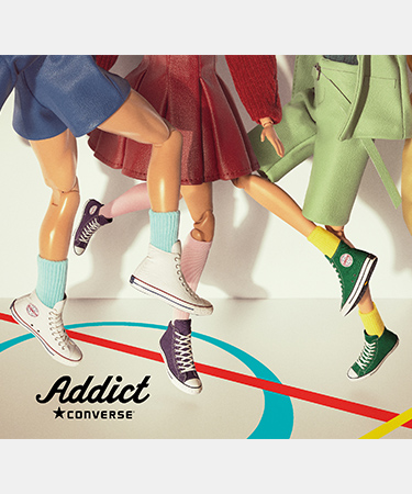 CONVERSE ADDICT 2020 HOLIDAY COLLECTION
