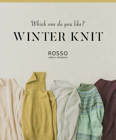 Which one do you like? WINTER KNIT