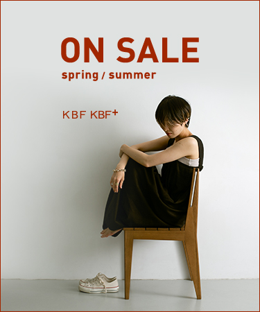 KBF ON SALE spring/summer